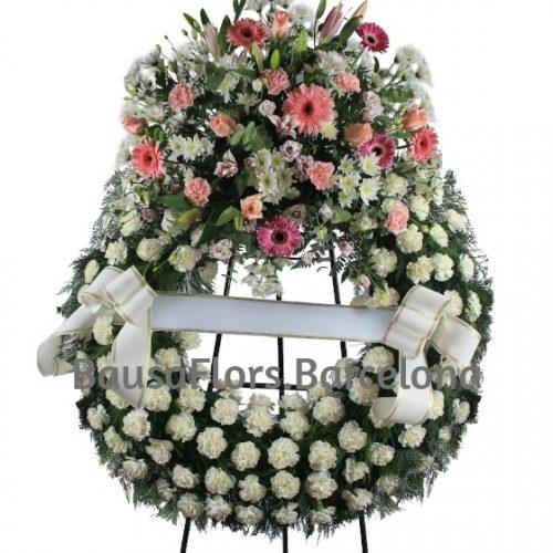 Corona Funeraria Básica