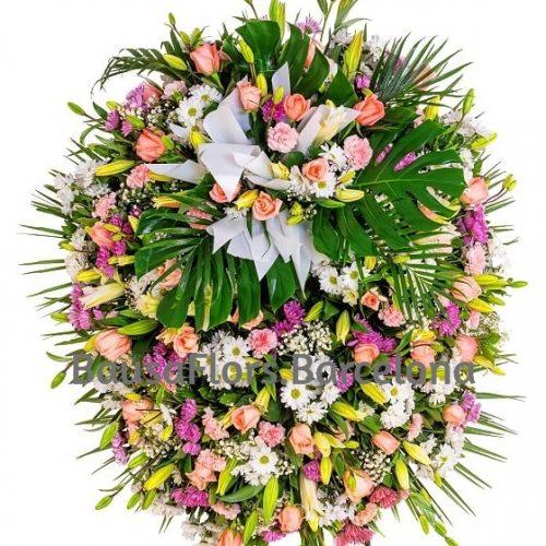 Corona Funeraria Cálida